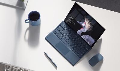Новият Microsoft Surface Pro залага на актуализирани процесори Intel и по-дълъг живот на батерията