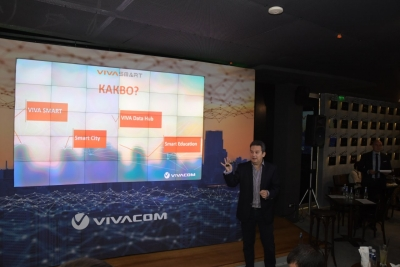 VIVA SMART е новата единна платформа за IoT решенията на VIVACOM