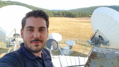 40 години от излъчването на първия в България сигнал към спътник в космоса