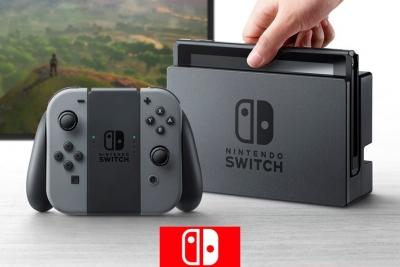 Nintendo показа за първи път новата си игрова конзола Switch