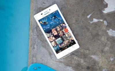 Sony Xperia M4 Aqua се появи предпремиерно - очакваме го на MWC 2015