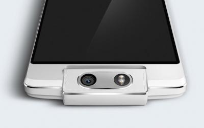 Oppo N3 е първият смартфон с 16 MP моторизирана камера