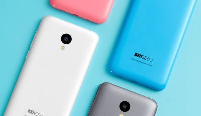 Meizu m2 има HD дисплей, 13 МР камера и цена около $100