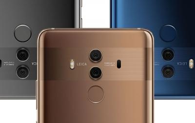 Официална премиера на Huawei Mate 10 и Mate 10 Pro - изкуствен интелект, тънки рамки и подобрени камери Leica
