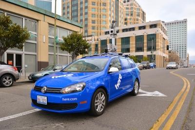 Nokia продава навигацията HERE на Audi, Daimler и BMW