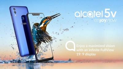Alcatel 5V предлага 6.2