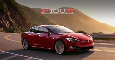 Новата Tesla Model S P100D е най-бързата кола в производство в света