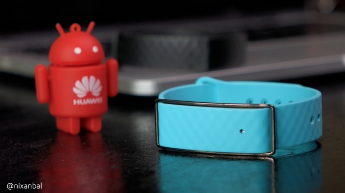 ВИДЕО: Ревю на Huawei Color Band A1