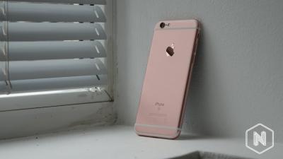 24 снимки и първи впечатления от iPhone 6S в цвят розово злато