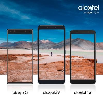 Alcatel повдига завесата над трите смартфона, които ще представи на MWC 2018