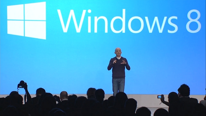 Премиерата на Windows 8, Windows RT и Windows Store