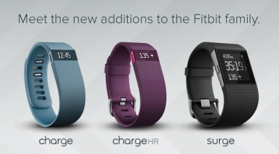 Fitbit представи три нови фитнес гривни на цени от $130