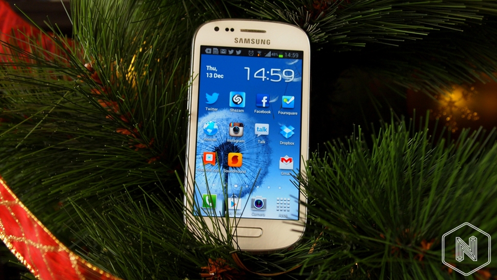 Ревю на Samsung Galaxy S III mini