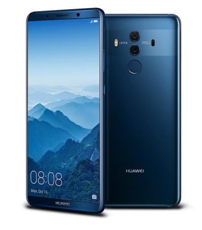 Huawei Mate 10 Pro излиза в България в началото на декември
