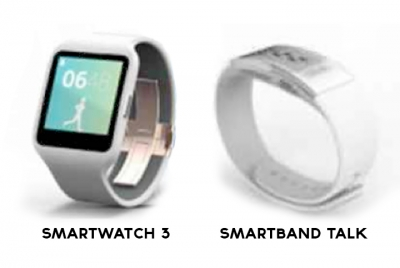 Sony подготвя SmartBand Talk - гривна с E-Ink дисплей и (вероятно) телефонна функция