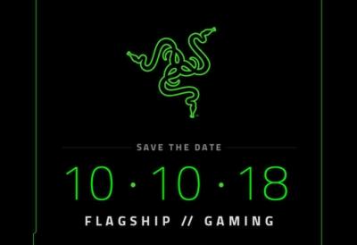 Razer Phone 2 ще бъде представен на 10 октомври