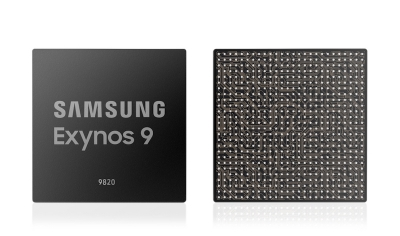 Samsung представи премиум чипсета Exynos 9820, който очакваме с Galaxy S10