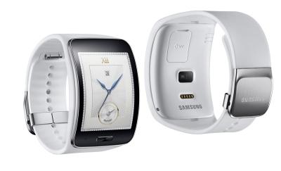 Samsung Gear S е умен часовник с вградена 3G връзка и навигация от Nokia