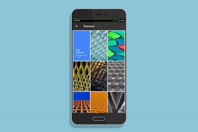 Google пусна приложение с уолпейпъри за Android