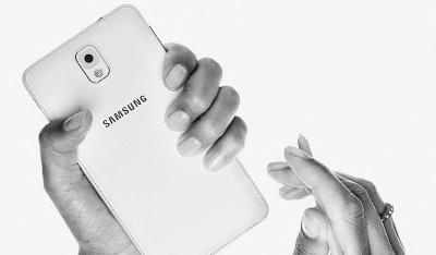 Скенерът за пръстови отпечатъци на Galaxy Note 4 ще предлага разширени възможности