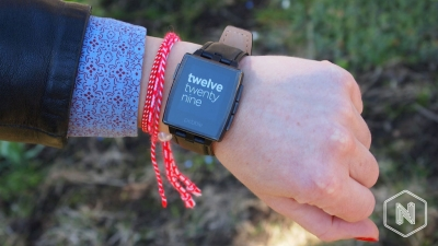Ревю на Pebble Steel