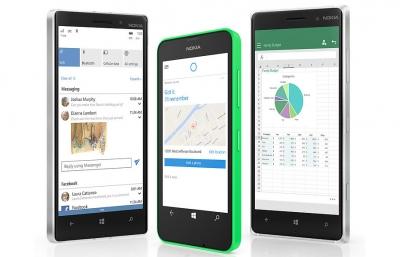 Lumia 930, 830 и 735 ще са сред първите с ъпдейт до Windows 10