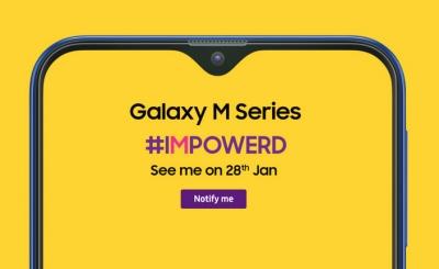 Официално: Samsung ще представи новите смартфони Galaxy M на 28 януари