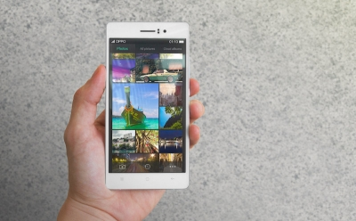 С профил от 4.85 мм Oppo R5 е най-тънкият смартфон в света