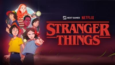 Netflix подготвя базирана на Stranger Things игра за смартфони
