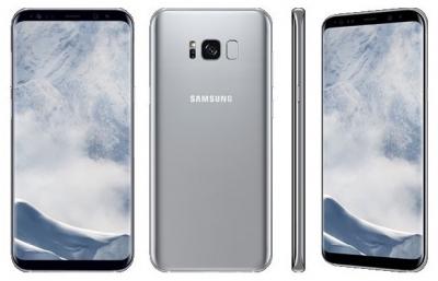 @evleaks разкри и последната мистерия около дизайна на Samsung Galaxy S8
