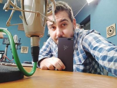 Първо по Дарик #251: Представяне на Razer Phone