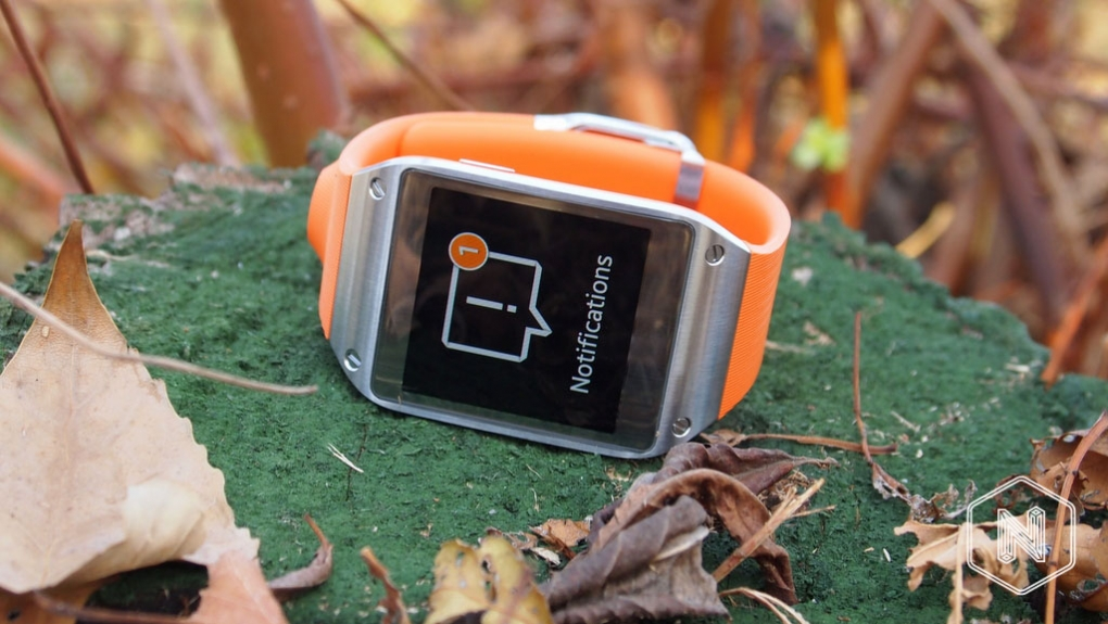Ревю на Samsung Galaxy Gear