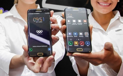 Samsung пуска Galaxy S7 edge Olympic Games Limited Edition