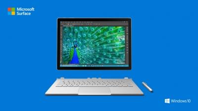 Surface Book е първият лаптоп на Microsoft - топ производителност в суперкомпактна опаковка