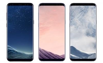 Samsung Galaxy S8 и S8 Plus дефилират в първи официални пресизображения