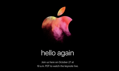 Apple официално обяви събитие за 27-ми октомври