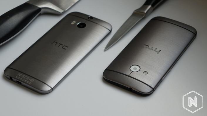 Ревю на HTC One mini 2