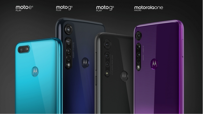 Премиера на Motorola One Macro, Moto G8 Plus и Moto E6 Play