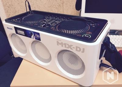 Първо по Дарик #106: Представяне на Philips M1X-DJ