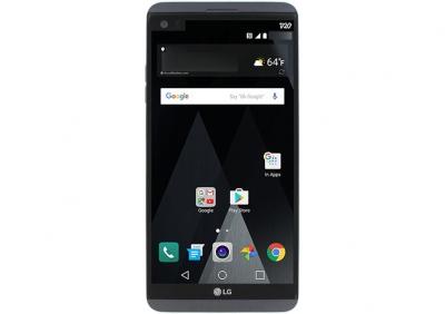 LG V20 се появи в първа снимка - вторият спомагателен дисплей остава