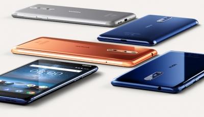 Nokia 8 с официална премиера - двойна 13 МР камера с оптика ZEISS и 4k видео с 360˚ аудио