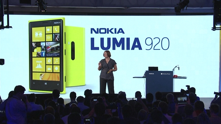 Конференцията на Nokia: Новите смартфони Lumia с Windows Phone 8