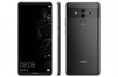 Ново изображение с висока резолюция представя дизайна на Huawei Mate 10 Pro