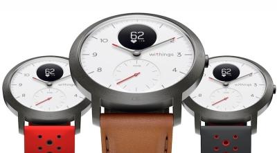 Withings пуска първия си смартчасовник, след като се откупи обратно от Nokia