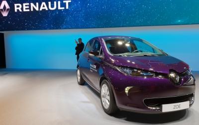 Първа среща с новото Renault Zoe на Автосалон Женева 2018