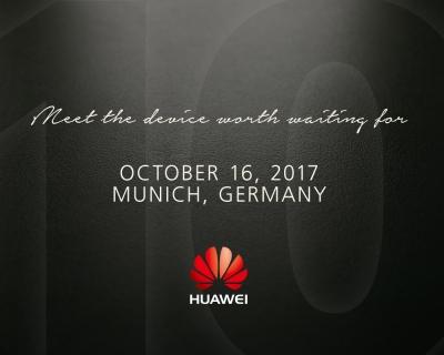 Официално: Huawei ще представи нов смартфон от висок клас на 16 октомври