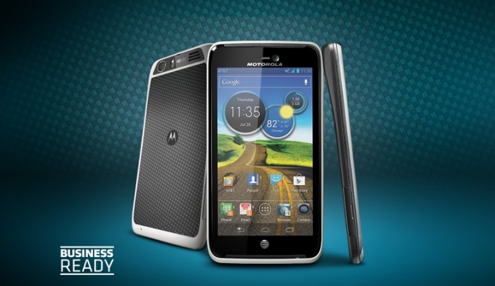 "Motorola представи ATRIX HD с 4.5"" дисплей и Ice Cream Sandwich"