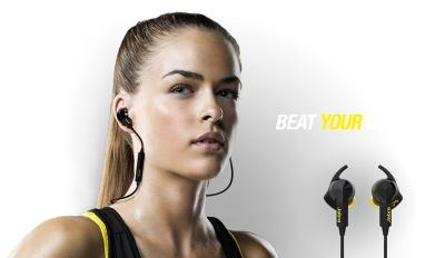 Jabra Sport Pulse Wireless са безжични спортни слушалки с пулсомер