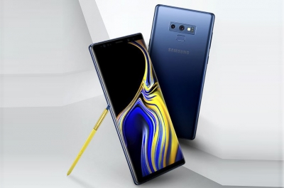 Samsung Galaxy Note 9 и новият S-Pen се появиха в ново ясно изображение