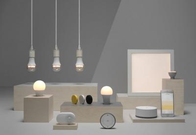 LED крушките на ИКЕА скоро ще са съвместими с Google Home и Amazon Echo